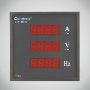 Digital Three-row Display Meter