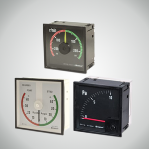 Illuminated meter