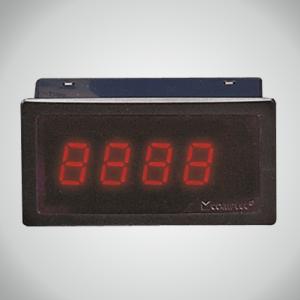 Miniature digital meter
