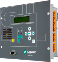 SIL-A OC&EF Line Protection Relay